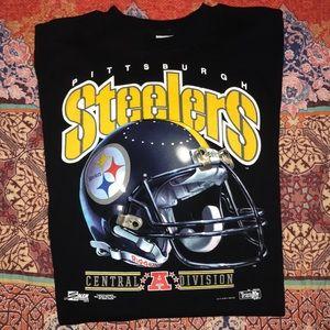 Vintage 1992 Pittsburgh Steelers Tee 🏈🔥